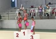 Таисия Ходатович - победитель международных соревнований по художественной гимнастике