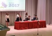 28 августа состоялось историческое событие - подписание соглашения о строительстве нового корпуса НИИ ОММ