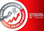 9 декабря 2016 г. мировым сообществом отмечается Международный день борьбы с коррупцией