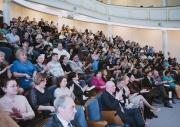 С большим успехом  20 апреля 2018 года в Екатеринбурге прошла четвертая научно-практическая конференция акушеров-гинекологов УФО Малышевские чтения