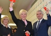 Директор института Башмакова Н.В. приняла участие в открытии перинатального центра в г. Ноябрьске