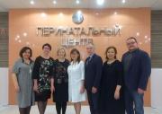 Ведущие специалисты НИИ ОММ прибыли в Якутск с целью  проведения НПК  «Актуальные вопросы акушерства и гинекологии»