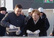 2 марта состоялась закладка первого камня НИИ ОММ